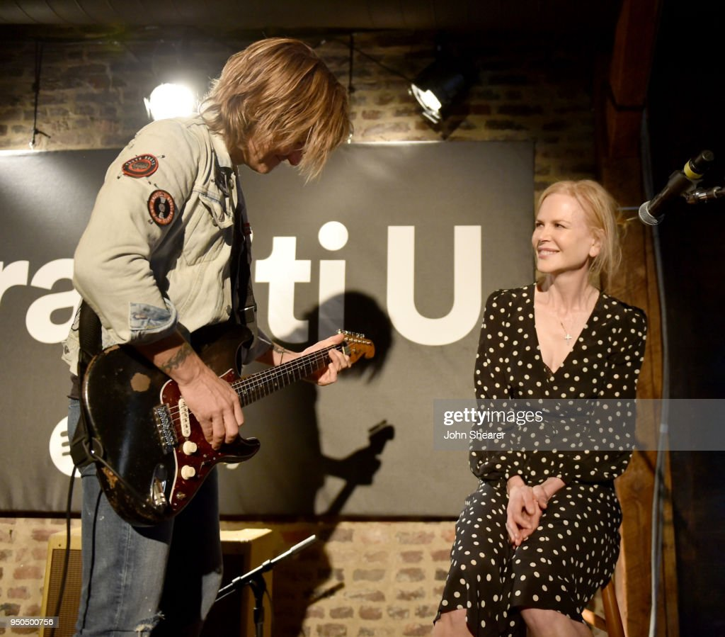Spotify Fans First Event With Keith Urban Nashville : News Photo