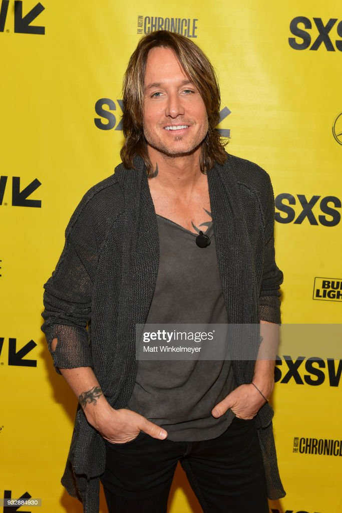 A Conversation with Keith Urban - 2018 SXSW Conference and Festivals : News Photo