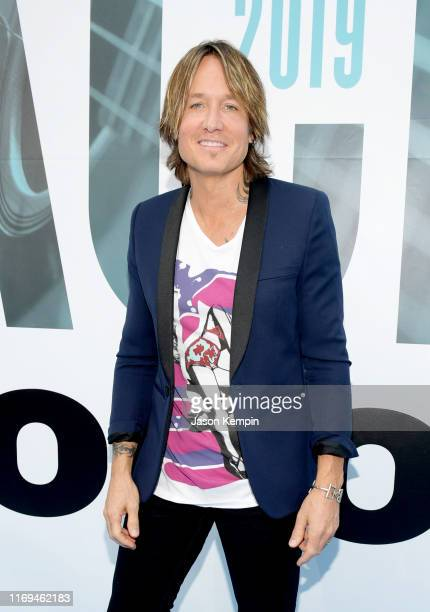 Keith Urban attends the 13th Annual ACM Honors at Ryman Auditorium on August 21 2019 in Nashville Tennessee