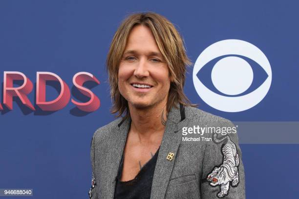 Keith Urban attends the 53rd Academy of Country Music Awards at MGM Grand Garden Arena on April 15 2018 in Las Vegas Nevada