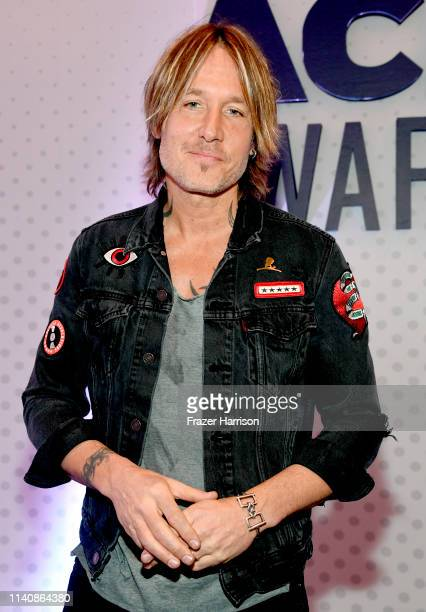 Keith Urban attends the 54th Academy Of Country Music Awards Cumulus/Westwood One Radio Remotes on April 06 2019 in Las Vegas Nevada