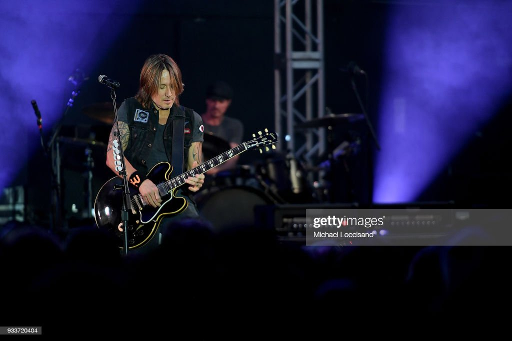 Keith Urban In Concert - 2018 SXSW Conference and Festivals : News Photo