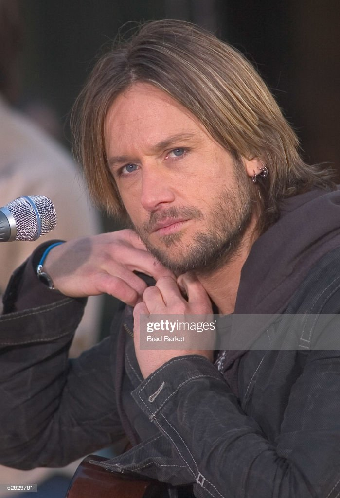 Keith Urban Performs Live On Today : News Photo