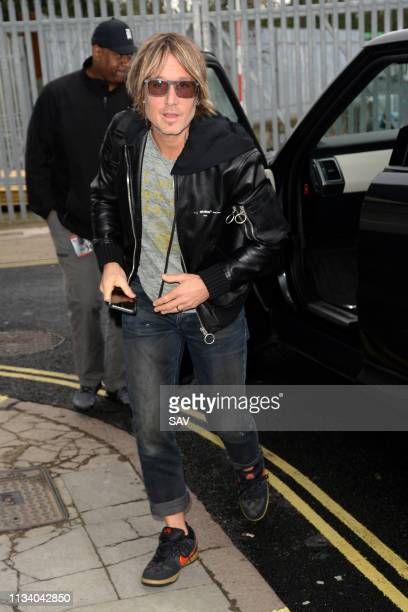 Keith Urban seen arriving at the O2 Kentish Town Forum for rehearsals ahead of his gig on March 06 2019 in London England