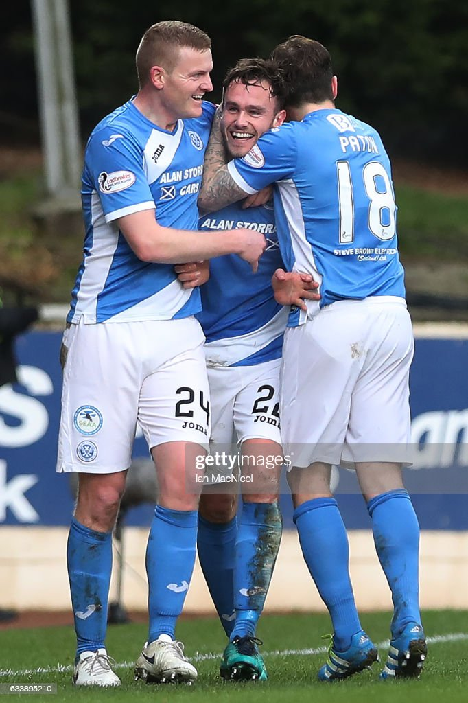 St Johnstone v Celtic - Ladbrokes Scottish Premiership : News Photo