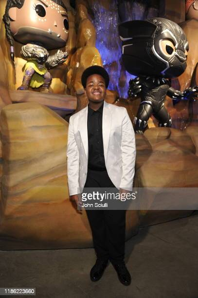 Keith Williams attends the Funko Hollywood VIP Preview Event at Funko Hollywood on November 07 2019 in Hollywood California