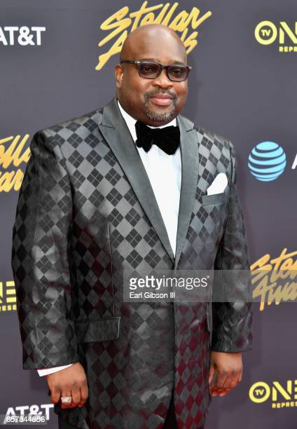 keith wonderboy johnson arrives at the 32nd annual stellar gospel music awards at the
