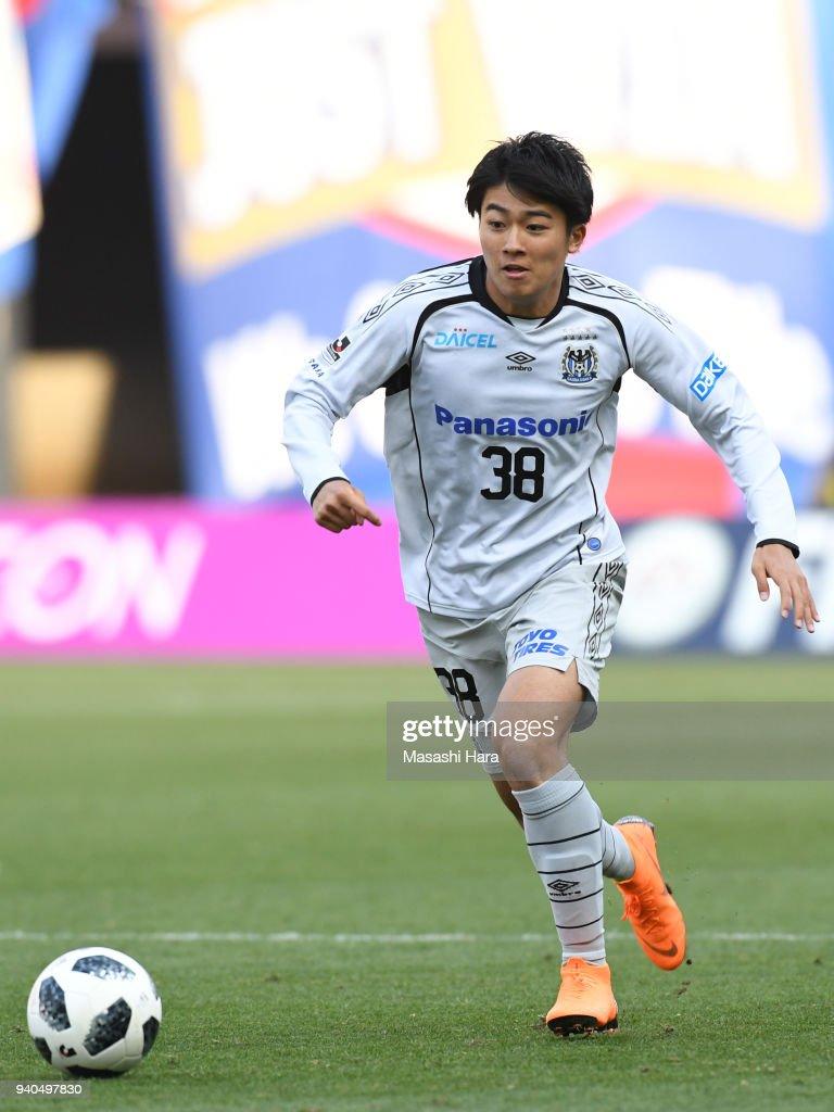 FC Tokyo v Gamba Osaka - J.League J1 : ニュース写真