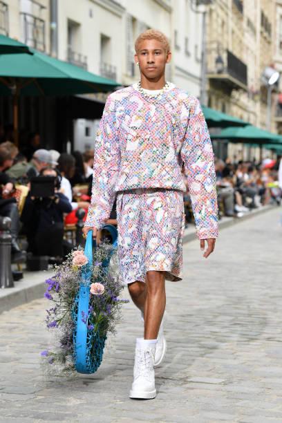 FRA: Louis Vuitton : Runway - Paris Fashion Week - Menswear Spring/Summer 2020