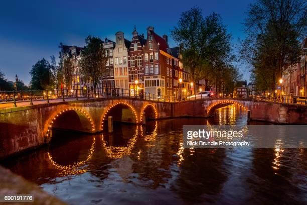 Keizersgracht Canal, Amsterdam
