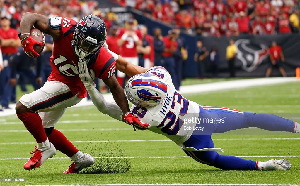 Buffalo Bills v Houston Texans : ニュース写真