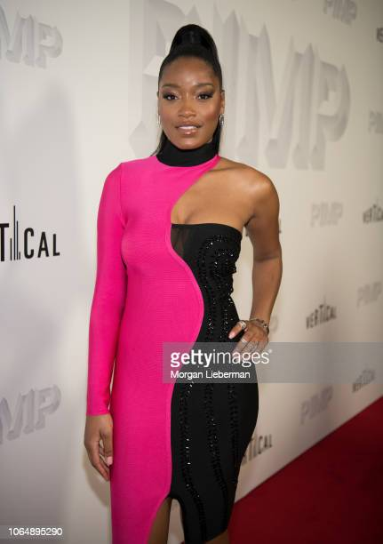 Keke Palmer arrives at the premiere of Vertical Entertainment's Pimp at Pacific Theatres at The Grove on November 7 2018 in Los Angeles California