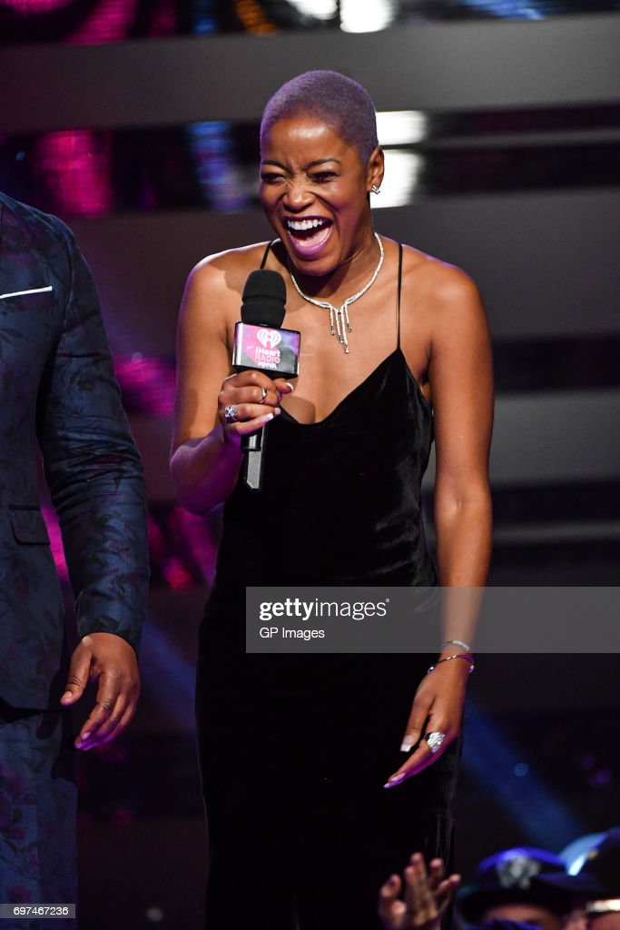 Keke Palmer at the 2017 iHeartRADIO MuchMusic Video Awards at MuchMusic HQ on June 18, 2017 in Toronto, Canada. (Photo by George Pimentel/Getty Images,) on June 18, 2017 in Toronto, Canada.
