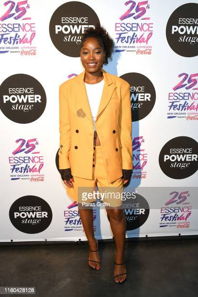 Keke Palmer attends 2019 ESSENCE Festival Presented By CocaCola at Ernest N Morial Convention Center on July 06 2019 in New Orleans Louisiana