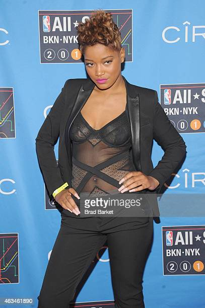 Keke Palmer attends State Farm All-Star Saturday Night - NBA All-Star Weekend 2015 at Barclays Center on February 14, 2015 in New York, New York.
