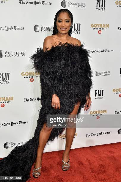 Keke Palmer attends the IFP's 29th Annual Gotham Independent Film Awards at Cipriani Wall Street on December 02, 2019 in New York City.