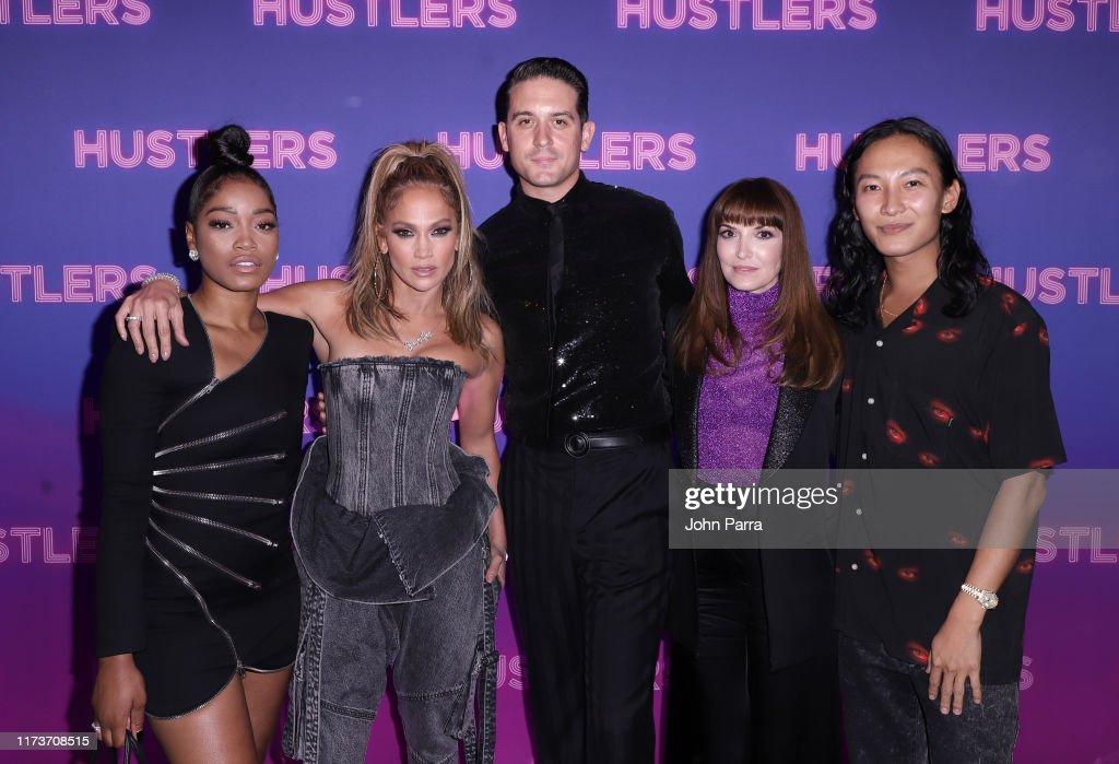 "Alexander Wang + ""Hustlers"" Movie : News Photo"