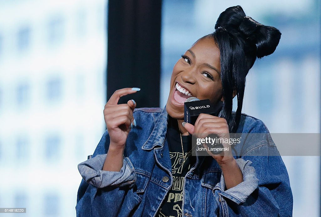 "AOL Build Speakers Series - Keke Palmer, ""Enemiez"""