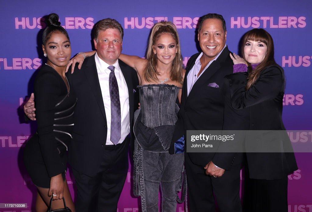 """Alexander Wang + """"Hustlers"""" Movie : Fotografía de noticias"""