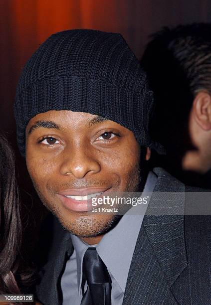 Kel Mitchell during 32nd Annual People's Choice Awards - Bombay Sapphire After Party at Shrine Auditorium in Los Angeles, California, United States.