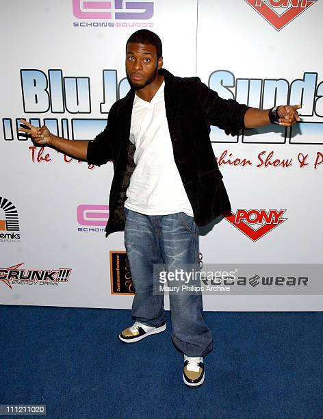Kel Mitchell during Blu Jean Events Marketing and Echoing Soundz Present Blu Jean Sunday The 'Original Denim 'Fashion Show and After Party at The...