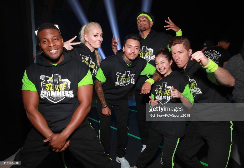 Nickelodeon Kids' Choice Sports 2019 - Backstage : News Photo