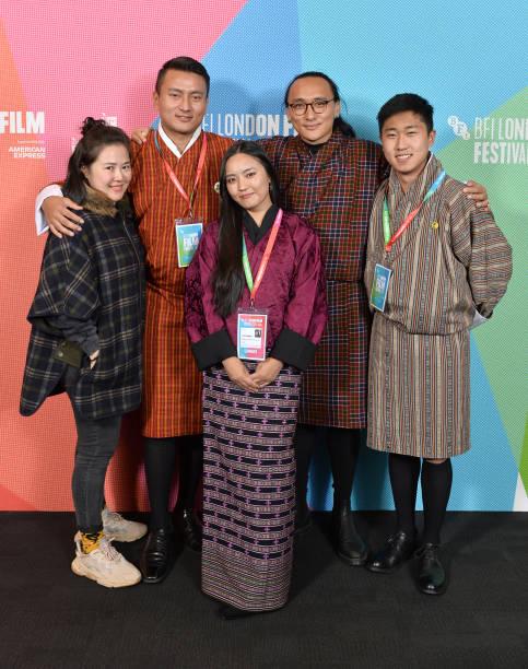 "GBR: ""Lunana: A Yak in the Classroom"" UK Premiere - 63rd BFI London Film Festival"