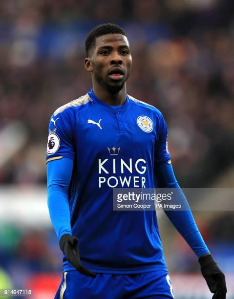 Kelechi Iheanacho Leicester City