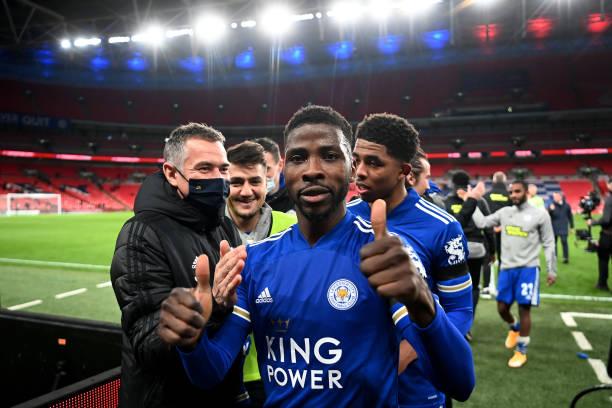 GBR: Leicester City v Southampton FC: Emirates FA Cup Semi Final