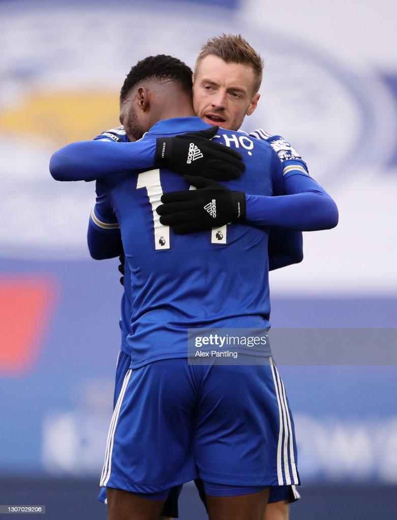 Leicester City v Sheffield United - Premier League : ニュース写真