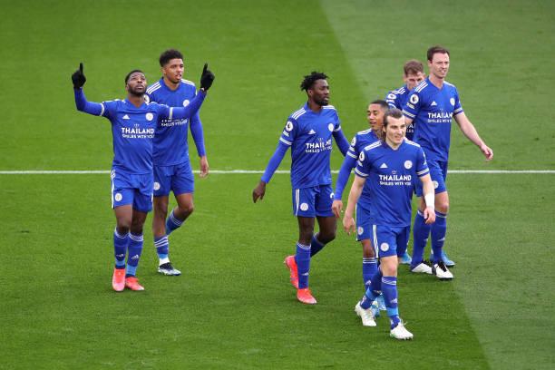 GBR: Leicester City v Sheffield United - Premier League