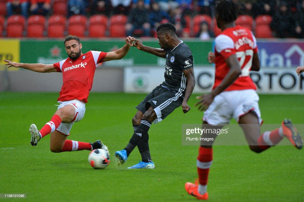 Rotherham United v Leicester City - Pre-Season Friendly : News Photo