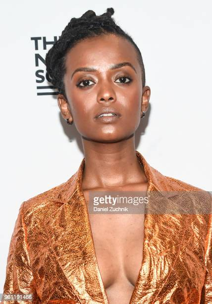 Kelela attends the 70th Annual Parsons Benefit at Pier Sixty at Chelsea Piers on May 21 2018 in New York City