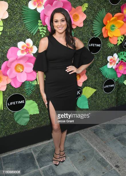 Kelen Coleman attends the Lifetime Summer Luau on May 20 2019 in Los Angeles California