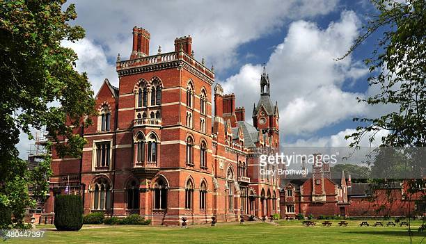 Kelham Hall, just outside Newark on Trent in the county of Nottinghamshire was completed in 1863 and is considered a masterpiece of High Victorian...