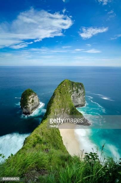 Kelingking cliff