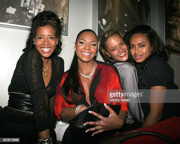 Kelis Ashanti Capricorn Clarke and Shakira during Sean Diddy Combs First Fragrance Launch for Unforgivable After Party at Stereo in New York City New...