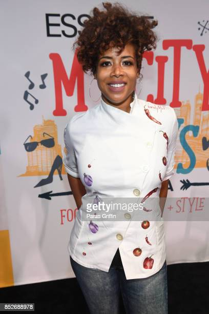 Kelis at ESSENCE Ford My City 4 Ways at The Garage at Tech Square on September 23 2017 in Atlanta Georgia