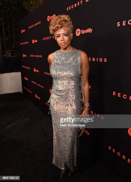 Kelis attends Spotify's Inaugural Secret Genius Awards hosted by Lizzo at Vibiana on November 1 2017 in Los Angeles California