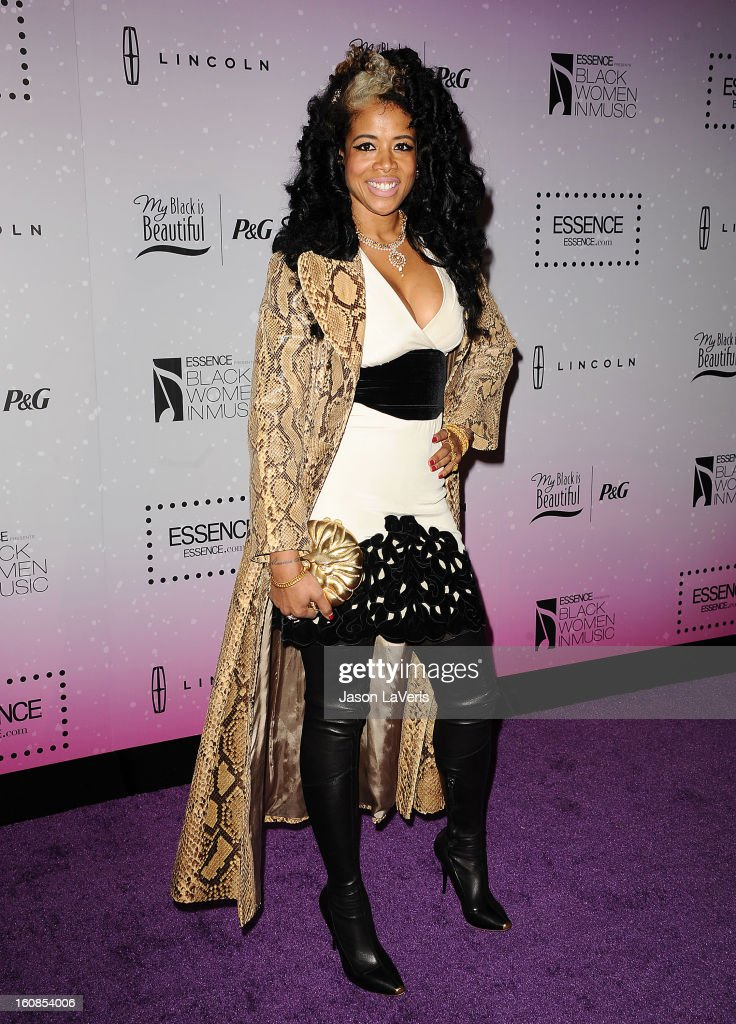 Kelis attends the 4th annual ESSENCE Black Women In Music event at Greystone Manor Supperclub on February 6, 2013 in West Hollywood, California.
