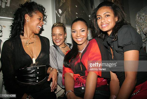 Kelis Capricorn Clarke Ashanti and Shakira during Sean 'Diddy' Combs First Fragrance Launch for 'Unforgivable' After Party at Stereo in New York City...