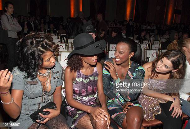 Kelis Michelle Williams Kelly Rowland and Nelly Furtado