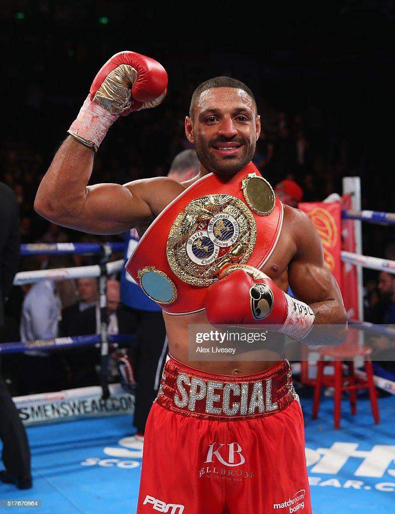 Boxing at Sheffield Arena