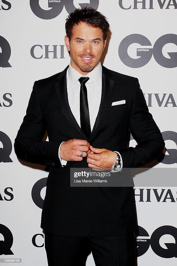 GQ Australia Men Of The Year Awards 2011