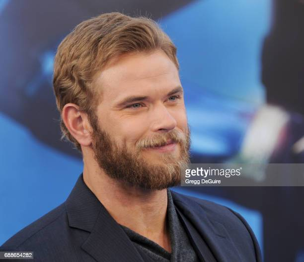 Kellan Lutz arrives at the premiere of Warner Bros Pictures' 'Wonder Woman' at the Pantages Theatre on May 25 2017 in Hollywood California