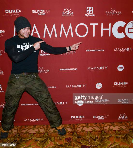 Kellan Lutz attends Inaugural Mammoth Film Festival Day 2 on February 9 2018 in Mammoth Lakes California