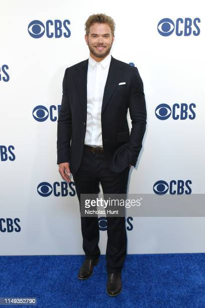 Kellan Lutz attends the 2019 CBS Upfront at The Plaza on May 15 2019 in New York City