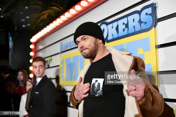 Kellan Lutz attends the Impractical Jokers The Movie Premiere Screening and Party on February 18 2020 in New York City 739100