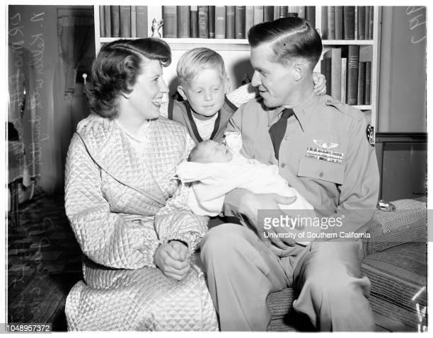 Keller baby June 18 1951 Lieutenant Chester N Keller 29 yearsMrs Betty Keller 25 yearsClinton Keller 5 yearsKimberly Jean Keller More descriptive...