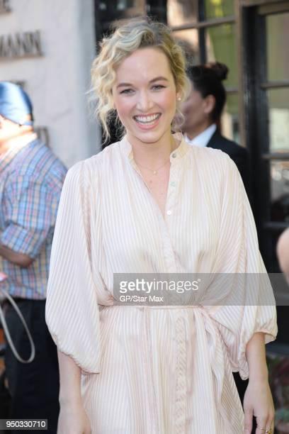 Kelley Jakle is seen on April 22 2018 in Los Angeles CA